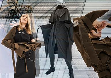 中性风是时尚界的经典潮流,也向来是众多设计师关注的重要风格之一。 中性风格的设计超越了性别界限,赋予了女性高雅阳刚之美。 Boyarovskaya、Rokh、Yasutoshi Ezumi向我们很好地诠释了女性的帅气利落。