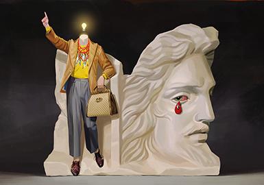 復古收藏家,將藝術收入衣櫥!