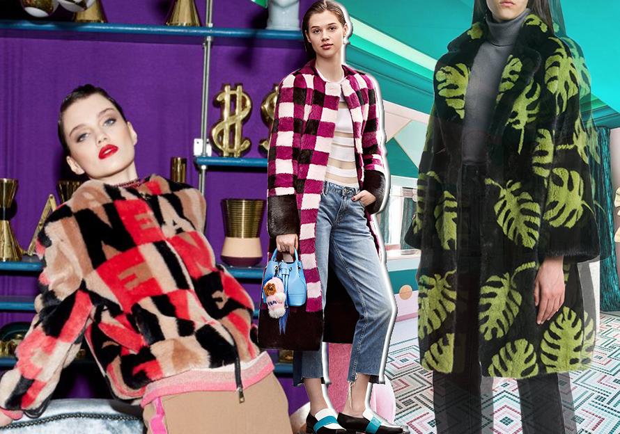 本季設計師品牌嵌花圖案為輕熟女性提供適合各種不同場合的風格服裝。各品牌設計師通過豐富的多色嵌花裝飾圖案來激發消費者的想象力和搭配能力,打造屬于消費者個人獨有的風格。