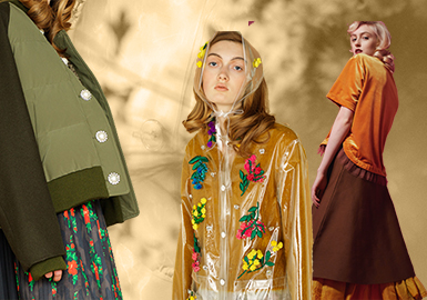 MUVEIL一个新的东京品牌由设计师Michiko Nakayama于2007年成衣。品牌名称MUVEIL结合了字铃兰(法国百合谷MUGUET)和面纱VEIL。百合的山谷间最矛盾的植物,有毒根掩盖其无辜的碎花花样翻新,而它舒缓清新的香味隐藏药用价值在同时,其纯净朴实的美唤起女人谁是永远真实的自己。该MUVEIL品牌释放所有女性表达自己的情感和个性,是明星自己的故事,安在一个漂亮的,?;さ拿嫔?。