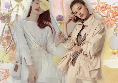 2020春夏女装棉麻细节工艺趋势--心向自然
