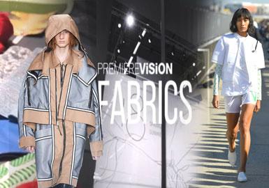 在巴黎 Premiere Vision  19/20秋冬季的首展上,體育和時尚分享他們的代碼,以提高日常效益和綜合功能性。無論是休閑,為了探索極限,還是只是在城市里轉轉,衣服都伴隨著運動,變得柔軟輕盈,保護運動不受阻礙,以最小的體積來熱身。