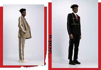 2020春夏男装廓形趋势预测--时尚休闲西装