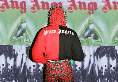 创立于2014年的意大利品牌Palm Angels,以美国洛杉矶街头滑板文化为设计灵感,短短?#25913;?#23601;遍布全球可见其超强影响力。在Ragazzi的手中,每一个系列都充分诠释了他以滑板文化为灵感的独特?#21491;埃?#23637;现出毫不含糊的新颖度和潮流契合度。