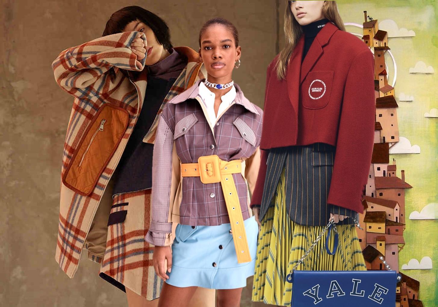 2020春夏女装外套趋势--百变夹克