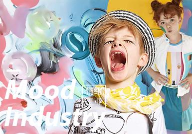2020春夏童装主题趋势展望--情绪工业