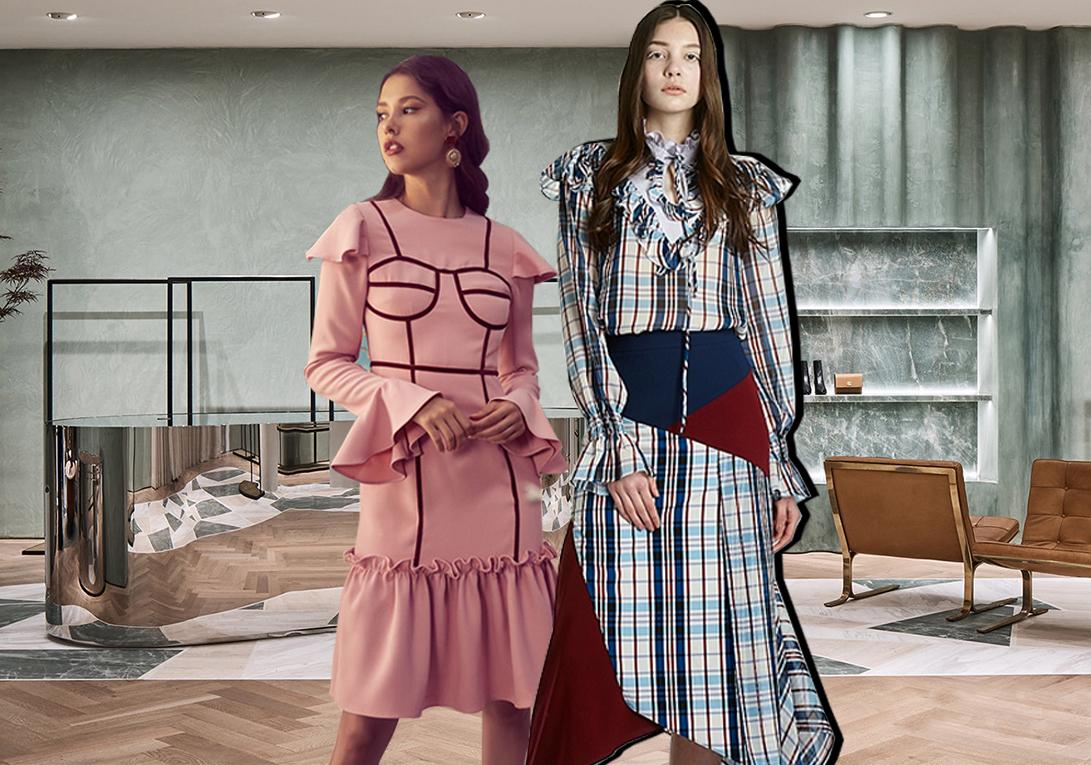 2020春夏女裝連衣裙重點廓形趨勢--春日奇想