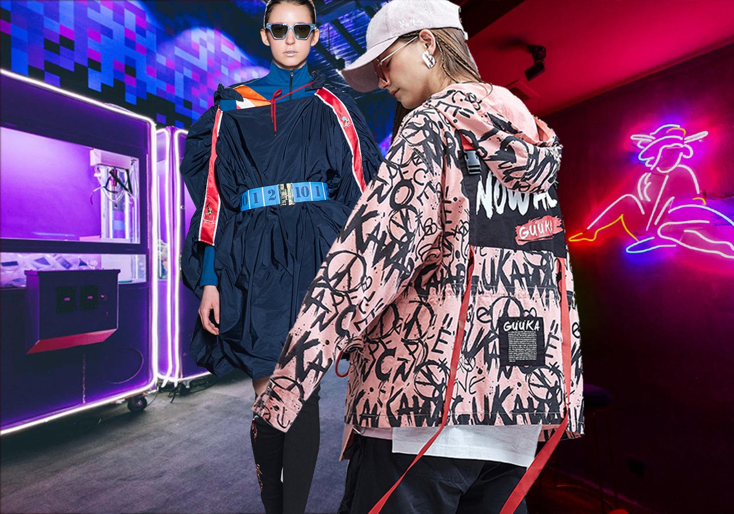 2020春夏女装潮牌外套工艺趋势预测--新潮主义
