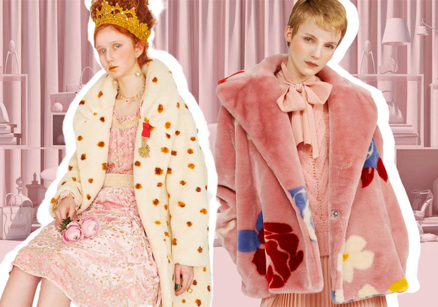 2020春夏女装皮草图案趋势预测--视觉图案