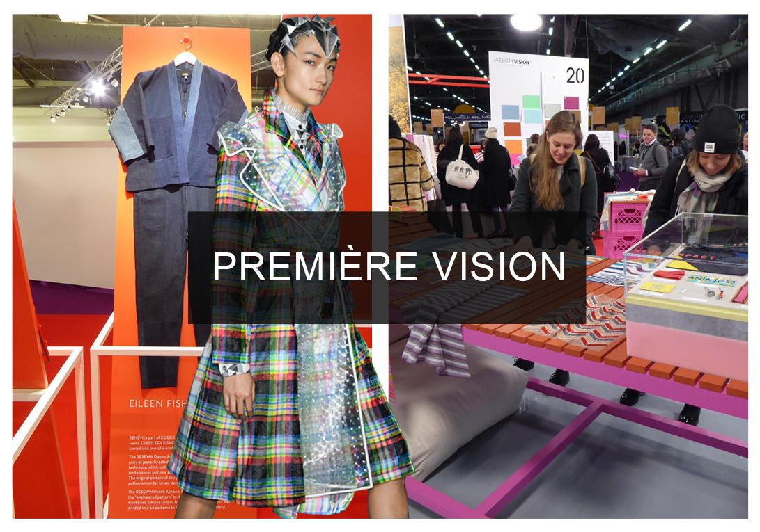 纽约Première Vision展会是巴黎Première Vision展会的缩小版,展会共吸引了250个工厂和制造商来展示自己的面料、服装、原创设计等产品。本次展会的重点是推广生态创新面料,让可持续新品开发越来越常见,用创新设计包括3D打印展示可降解生植物面料,来强调环保性面料的重要性和潮流感,让生态友好型选项式的面料成为未来的发展趋势。