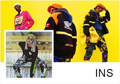 集合Instagram上先锋潮人穿搭,Dominic Grizzelle、Bloody Osiris、Brian See、Leo Mandella、Milex X这些年轻的KOL们以自身的穿搭影响着当代新一代潮人,街潮被他们穿出新个性。