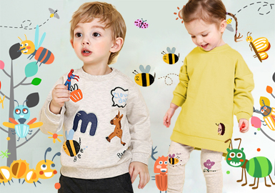 昆蟲歷險記--2020春夏嬰幼童主題企劃