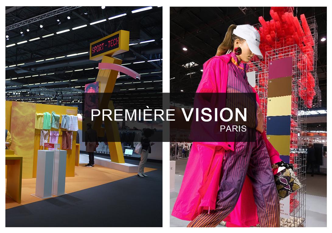 汇聚了全球顶级制造商的Premiere Vision面料展会于巴黎拉开帷幕,本届展会开辟了智能面料、创新科技与环保产品、环保工艺相结合的研讨展示,创新式的增强人类可穿戴实验室区域,让生态纤维和合成纤维的环保面料成为主流,界线模糊的时装感运动功能面料,为休闲增添时尚感,浪漫女性气质的多工艺蕾丝、复古雪纺,让轻奢变得实穿又性感,轧光衬衫和西服外套带来别具一格的金属光泽,使2020春夏整体的面料呈现出自然、中性、环保的特点,着色大胆、设计新颖独特、样式缤纷轻奢。