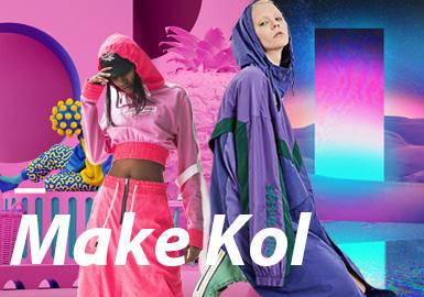 MAKE KOL--2020春夏女裝主題面料趨勢預測