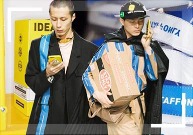 上海時裝周開始了,Tube Showroom里卻上演了一場任性的秀