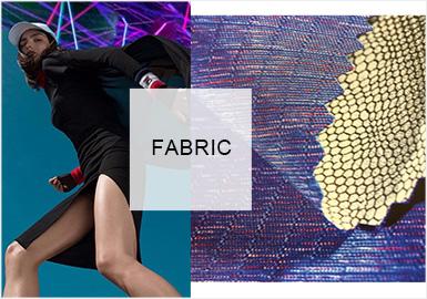 動感科技--女裝針織面料趨勢預測