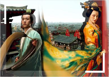 千年輪回的時尚,且看《長安十二時辰》里的大唐風華