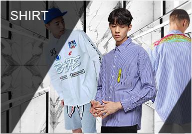 襯衫是時尚浪潮中立于不敗之地的經典單品,也是男士一年四季必備的單品之一。如今的襯衫經過不斷改良,襯衫的種類變得繁多,除了經典的黑白凈色襯衫外,元素的運用、廓形的變化及工藝的變化等設計手法都賦予了襯衫新的可能。