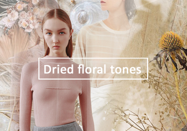 時光獨白 | 沉淀之美--女裝毛衫主題色彩趨勢
