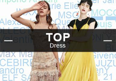 现代女?#20113;?#36136;席卷连衣裙市场,?#25214;?#30342;宜的风格和耐穿性成为了各个品牌的首要考量。本篇针对2019上半年品牌的连衣裙关注度与数据进行整合梳理,提炼出市场点击热度和话题?#32422;?#39640;的品?#25340;?#25968;据排名榜以及风格、细节等多个角度进行分析。