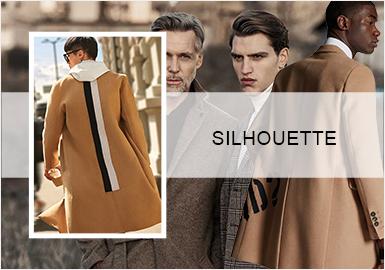 重拾經典--男裝大衣廓形趨勢