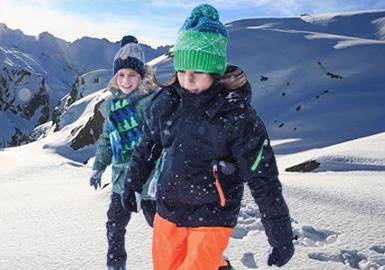 雪域探險家--童裝主題企劃