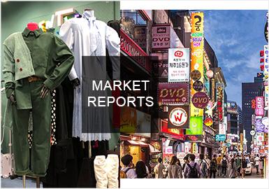 标榜新秀--女装韩国市场综合分析