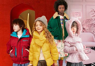 溫暖歲月的不只有陽光--童裝棉羽絨色彩趨勢預測