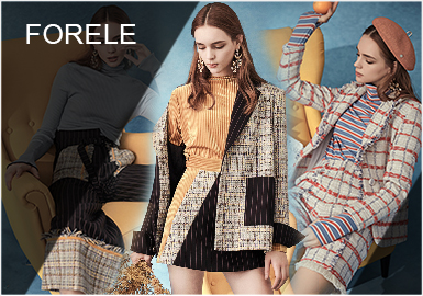 "FORELE品牌设计师高瑞宣毕业于英国东安利亚大学传媒学院,2016年创立独立设计师品牌FORELE。品牌以独立、真实、优雅为品牌灵感关键词,现代独立女性为视觉,""分享""与""惜物""为主旨,倡导""审美独立不盲从""的着装理念,表达对纯粹之美的向往。"