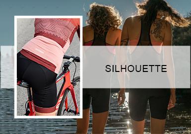 极限骑行--女装运动廓形趋势