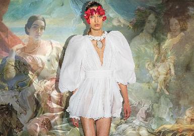 跨越世纪的浪漫--女装连衣裙廓形趋势