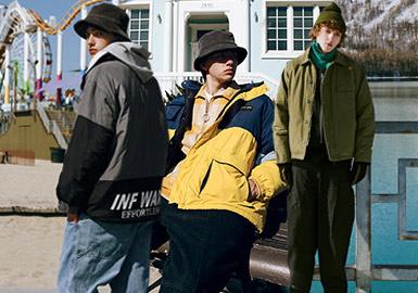 VIISHOW创立于1991年的快时尚男装品牌,忠诚信奉欧洲简约艺术,Special one(特殊的一个)为潮流定位,彻底碾碎日渐浮躁的守旧格调。VIISHOW集合色块,面料、几何图形,印花,在布料上大肆铺成开展。所设计的男装带有一股简约质感与紧致搭配的美学。秉承90年代趋于自然柔和的表达主义,表现VIISHOW对单调冷漠、整齐划一的现代工业的叛逆,追求极简自然和细节的完美。