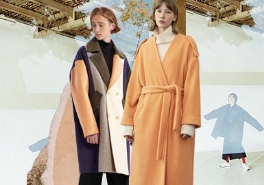 日雜風 |治愈新法則--女裝大衣廓形趨勢