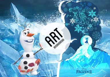 冰雪之境--童装图案及工艺趋势