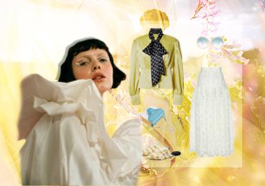 繁復塑造--女裝少淑風格組貨搭配