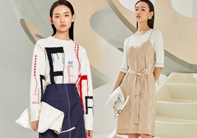 FUUNNY FEELLN创立于2019年,是旗下拥有NEXY.CO、NAERSI、Koradior等八大自主品牌、Obzee与O'2nd代理品牌的赢家时尚控股集团所精心打造的设计师品牌,定位于年轻中淑女装。FUUNNY FEELLN以敏锐的洞察力捕捉时代进步和风尚变化的趋势,领悟新未来女性内在的物质和精神需求,旨在倡导和推动洋溢趣味、精致美好的格调生活。