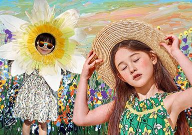 花田里--童装主题企划