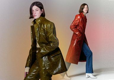 簡約利落的輕巧主義--女裝皮衣廓形趨勢
