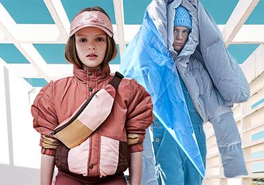 無性別時尚--童裝棉羽絨廓形趨勢