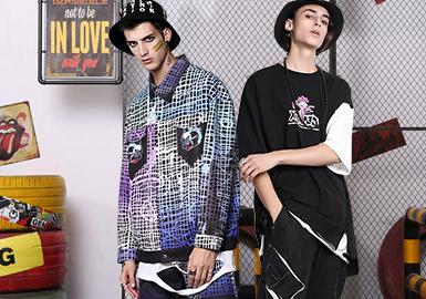 """香港设计师潮牌男装GENANX于2010年成立,成立之初就被打上叛逆的标签,不断以一种颠覆性的理念挑战固有传统。黑白分明的闪电君头像logo和品牌象征着""""力量、激情、创新、颠覆。""""设计师从街头、嘻哈、艺术、生活等方面汲取灵感,并将本土文化和当下的潮流文化相融合。设计师善于将寻常元素进行解构,加以重新组合,呈现独特不羁的产品风格。"""