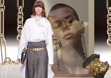 """除旧布""""金""""的时代--女装面辅料趋势预测"""