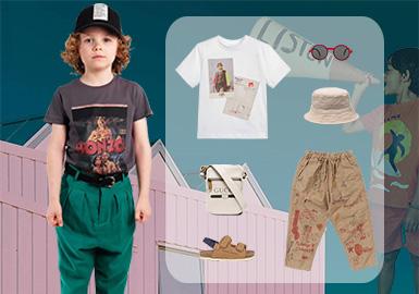 我有我主张--男童T恤组货搭配