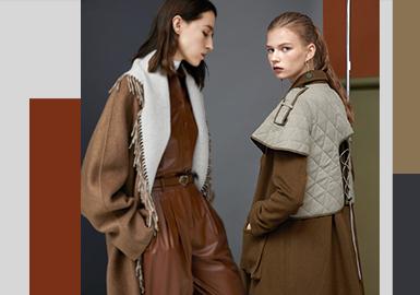 舒適格調--女裝大衣廓形趨勢