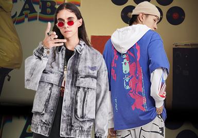 作为国际高街潮流买手集合店INXX汇集了国内外众多潮流品牌,创造潮流时尚的无限可能。而其自主设计的款式也受到一众潮流达人、明星的青睐。2020春夏系列通过不同的主题诠释不同的时尚潮流。