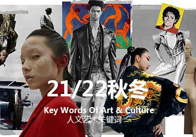 21/22秋冬人文藝術關鍵詞