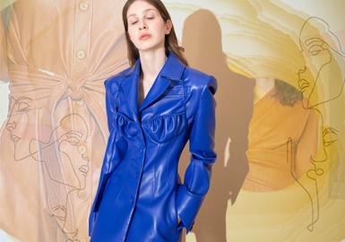 細節加分項--女裝皮革工藝趨勢