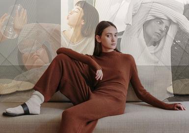 兩英里服飾--女裝家居服廓形趨勢