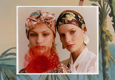 重塑經典--女裝服飾品面料趨勢
