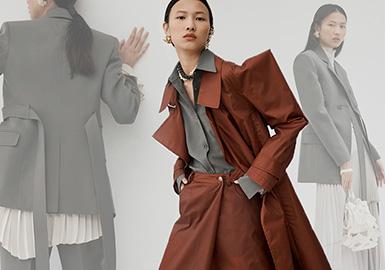 Beaufille创立于2009年,由Chloé Gordon与Parris Gordon这对设计师姊妹在加拿大创立。Beaufille品牌名称来自法文,原意为「帅气有个性的女孩」整个设计走大方利落的极简风。Beaufille 的时装设计男女元素并济,阳刚的一面却也带有一丝女性的温柔、优雅,两股看似不相容的风格相交织,和谐共存。为了深入推动可持续发展,Beaufille 在新一季采用了一些特殊的面料:由50%回收塑料瓶和50%有机棉制成的纺织素材。两姐妹对可持续性进行了沉思,创造出一个适用于多种场合与环境、且不仅仅只有季节属性的过渡式衣橱。