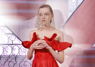 复古派对--女装舞会造型主题企划